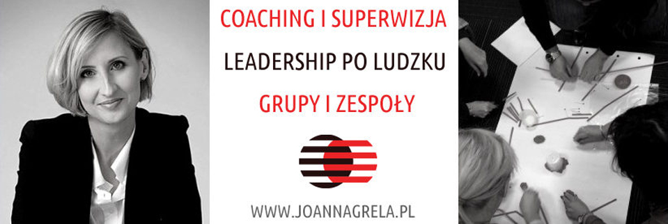 JOANNA GRELA - coach, trener, autor