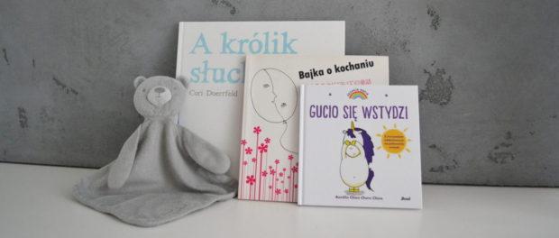 Gucio się wstydzi książki dla dzieci