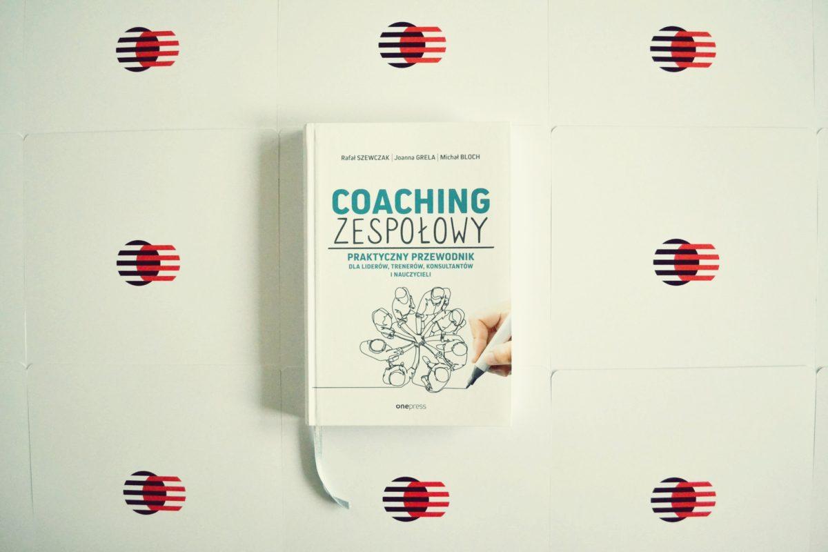 jak napisać książkę Coaching zespołowy grela szewczak bloch